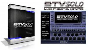 BTVSolo Beat Maker Screenshots
