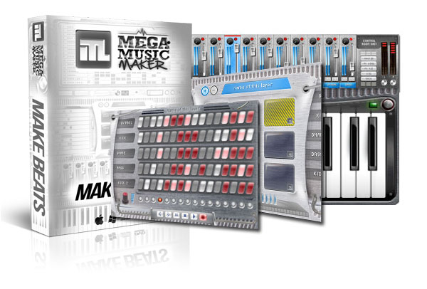 mega music maker